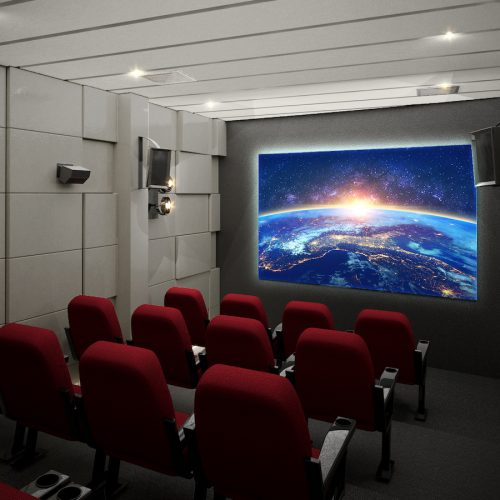 Cinema Unbranded