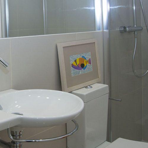 HILL-SHOW FLAT-SECOND BATH